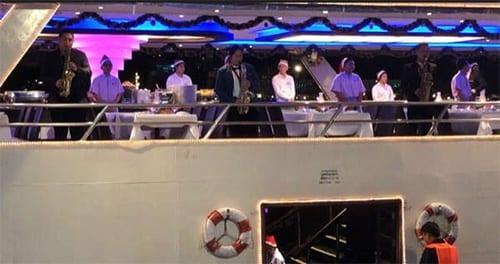 昭披耶河公主號 遊船