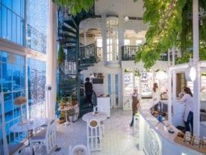 曼谷網紅咖啡廳