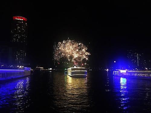 昭披耶河公主號Chaophraya princess cruise