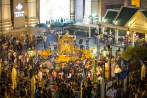 伊拉旺神壇 The Erawan Shrine