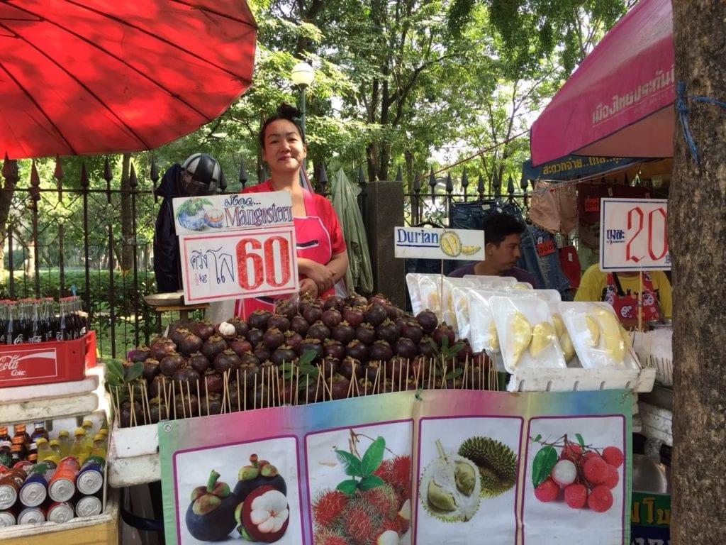泰國水果產季