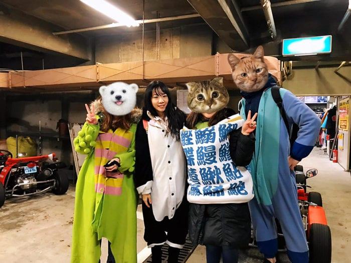 東京跑跑卡丁車分享