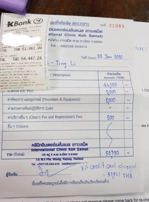 泰國旅遊保險
