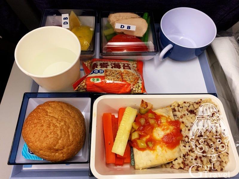 中華航空糖尿病餐