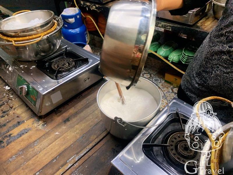 曼谷泰菜課程