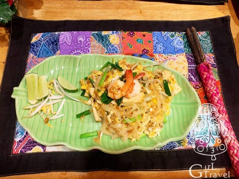曼谷泰菜體驗