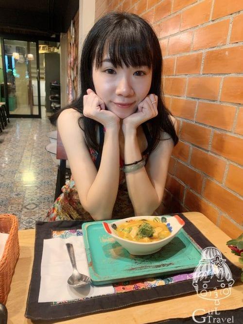 曼谷泰國菜課