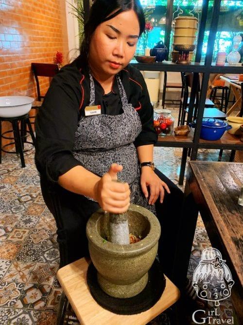 曼谷泰菜教學