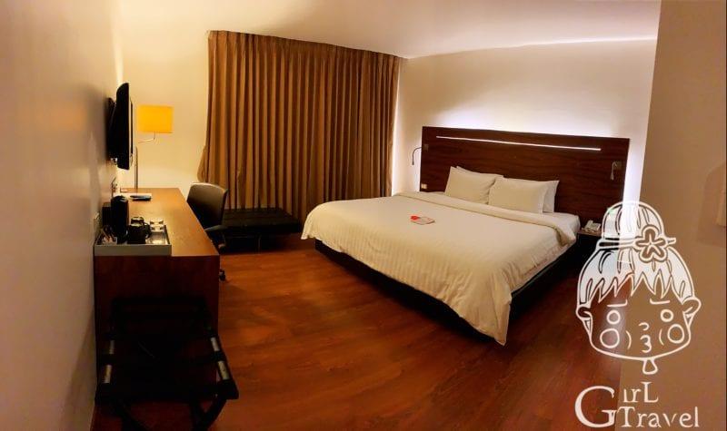 Sacha's Hotel Uno 住宿分享