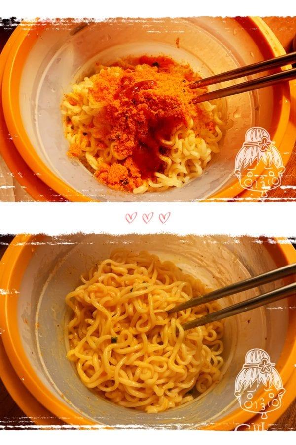 泰國 鹹蛋黃泡麵 MAMA