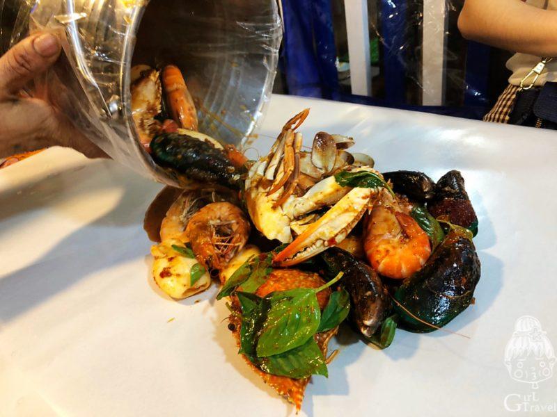 曼谷必吃美食