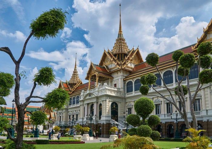 泰國2月天氣