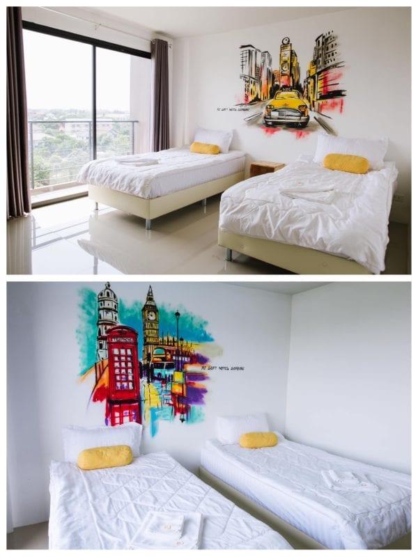 PJ Loft Hotel Lopburi