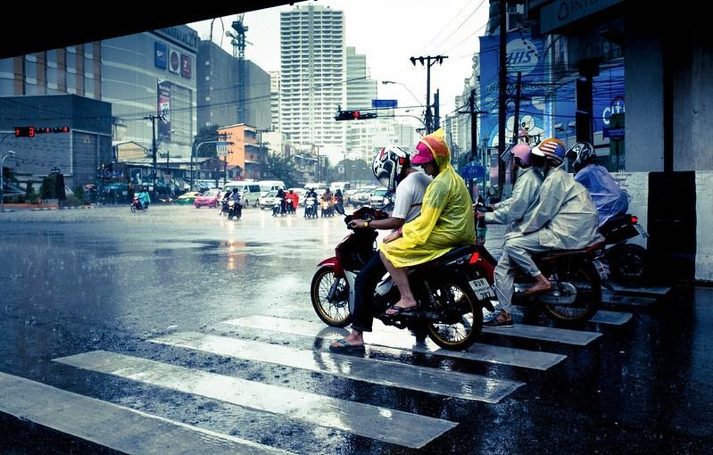 泰國的雨季是什麼時候