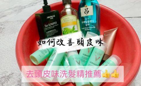 【分享】如何改善頭皮油味? 5 種我用過的去油頭味洗髮精及產品推薦,讓妳變回香香公主