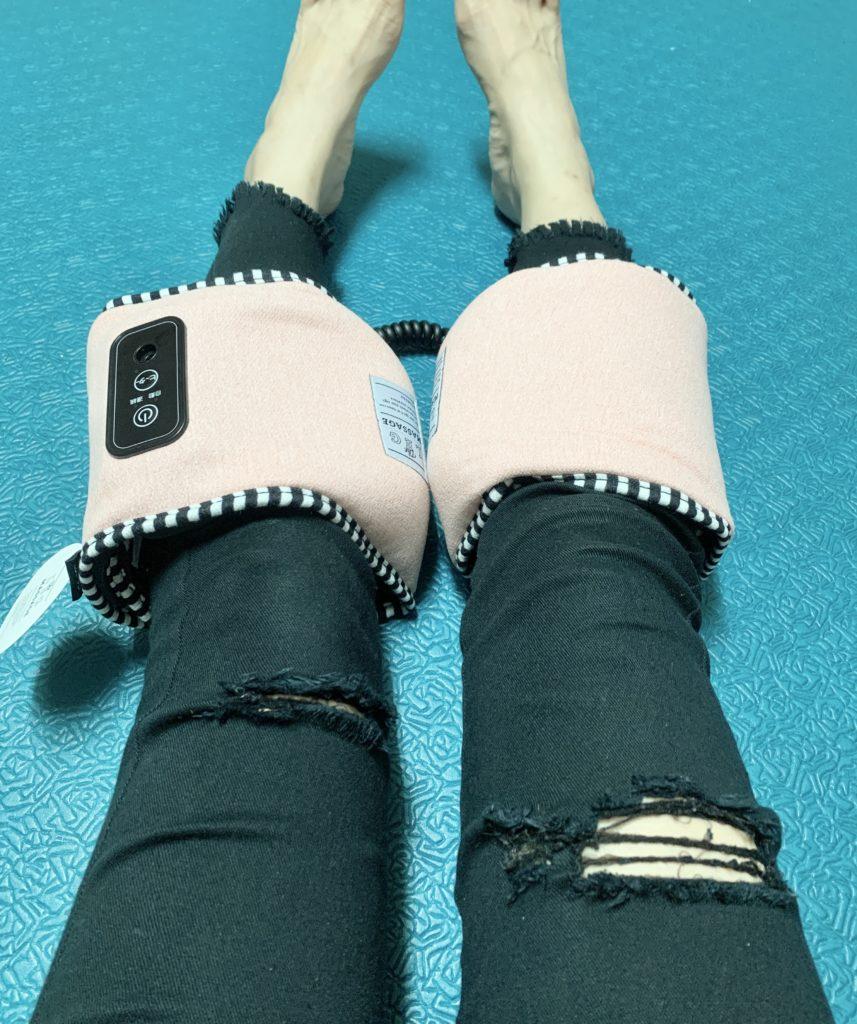 Lourdes 小腿溫熱振動按摩器評價