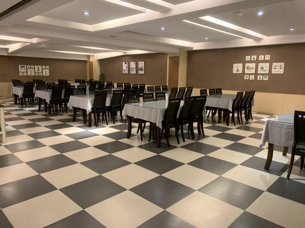 冠閣大飯店餐廳