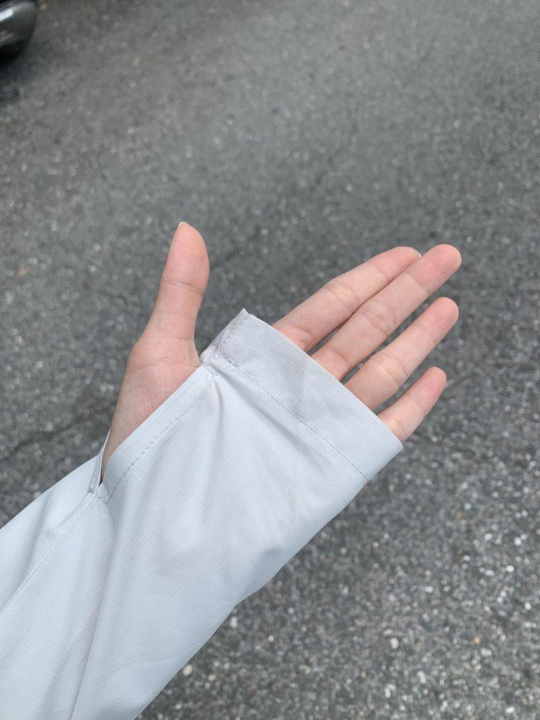 UV100手套