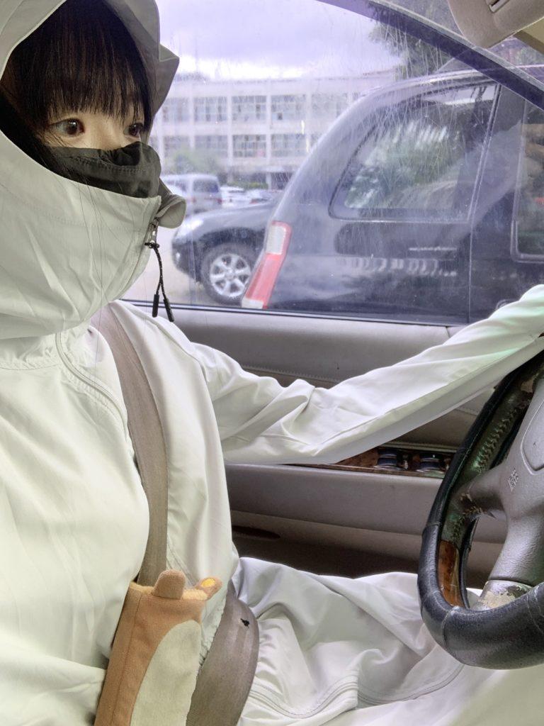 UV100防曬外套