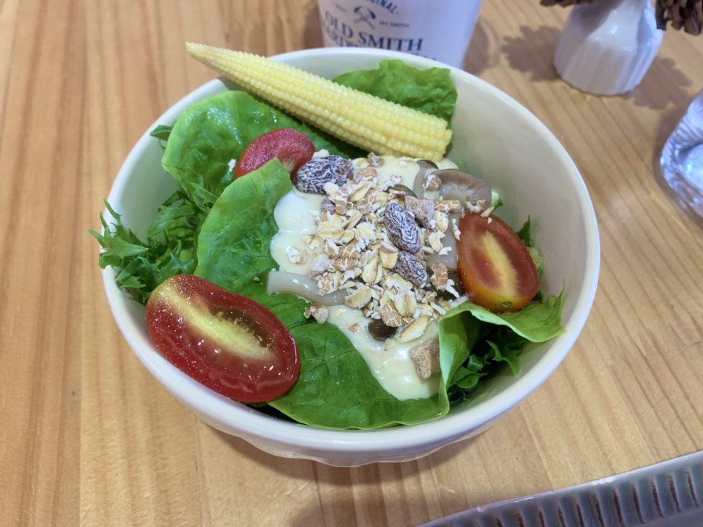 留海生菜沙拉