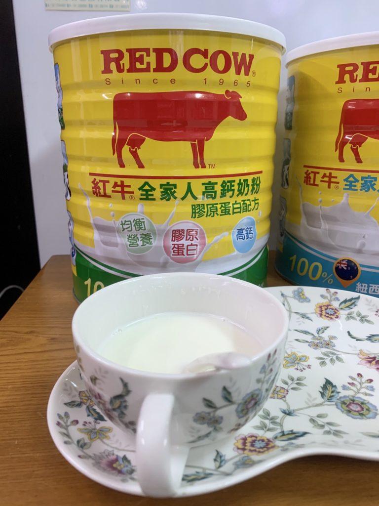 紅牛全家人高鈣營養奶粉-膠原蛋白配方