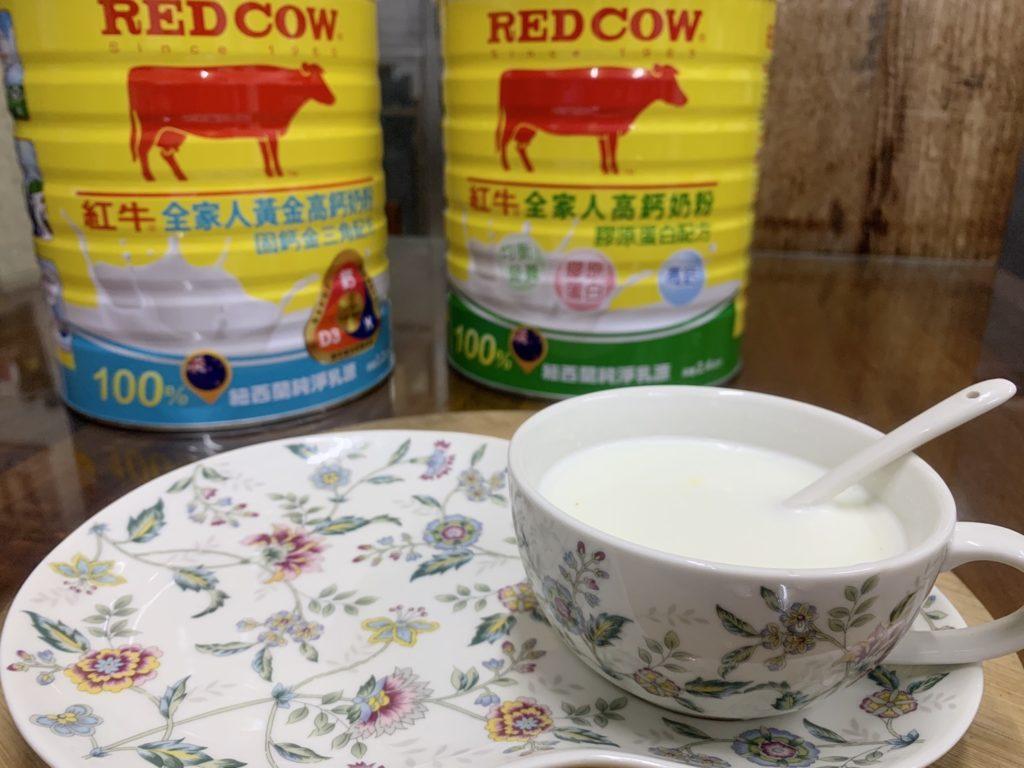 紅牛奶粉怎麼喝