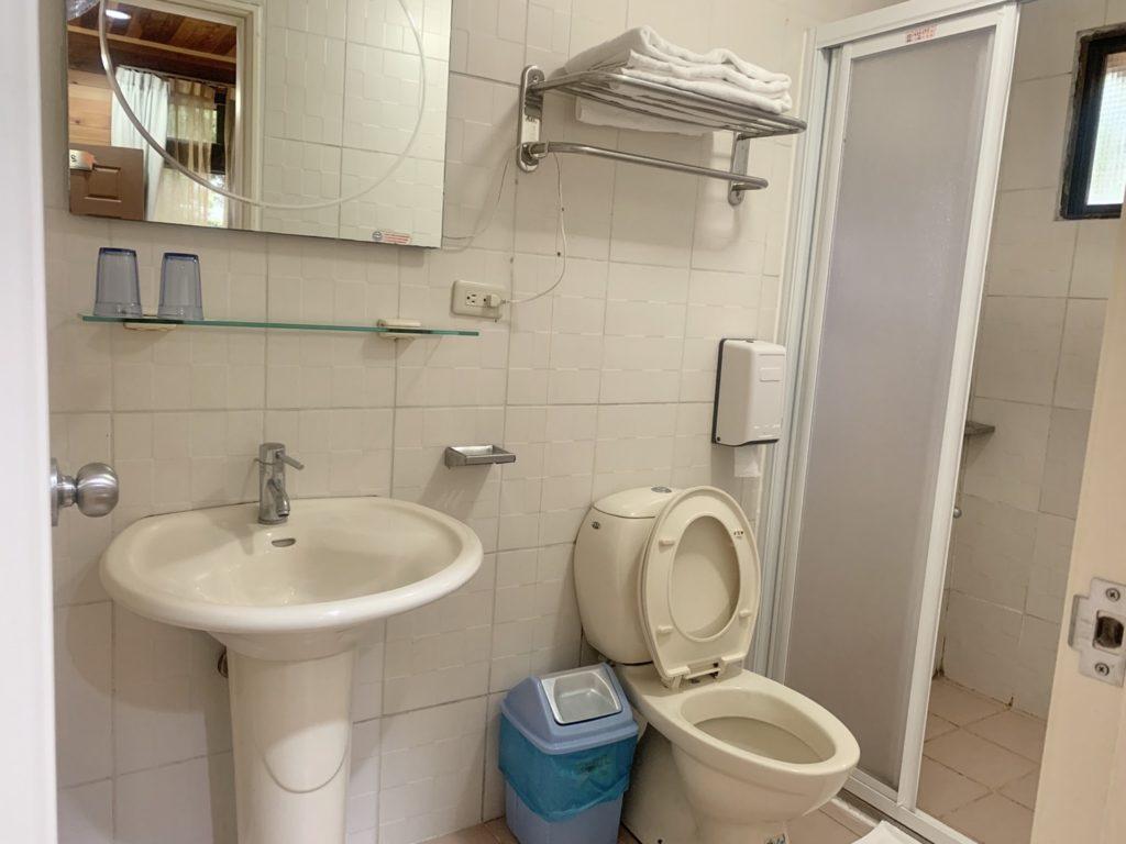 奧萬大浴室分享