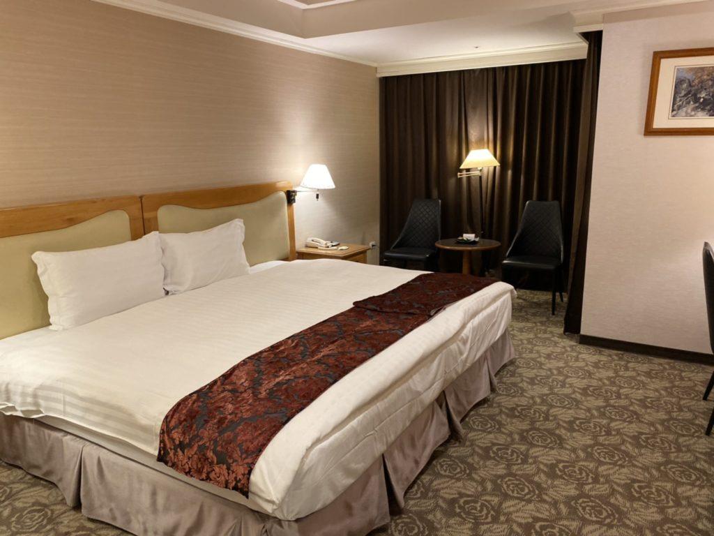 台中兆品酒店二人房