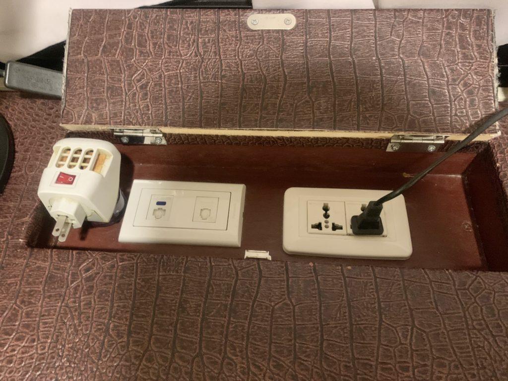 台中兆品插座不夠用