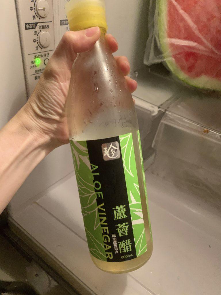 百珍香蘆薈醋