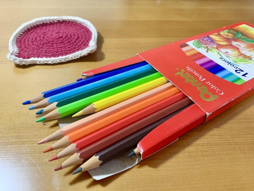 色鉛筆繪畫優點